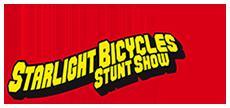 Starlight BMX Stunt Show Logo